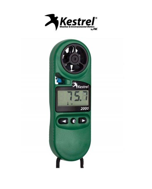 Kestrel 2000 Pocket Wind Meter Plus-2