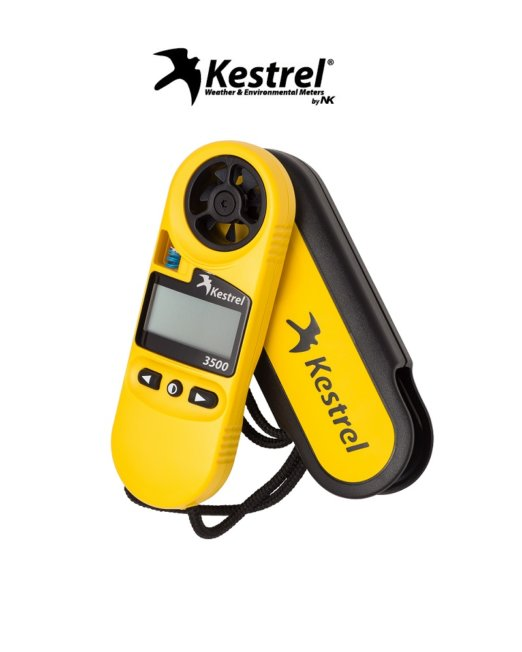 Kestrel 3500 Pocket Weather Meter-3